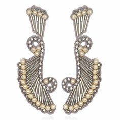 Delphi Drop Earrings - as seen on Blake Lively by Suzanna Dai