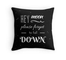 Hey Moon (Panic! At The Disco) Throw Pillow