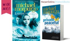 As we mark the centenary year of the beginning of WWI, you can win a copy of Michael Morpurgo's powerful new novel LISTEN TO THE MOON – set in the Isles of Scilly at the time of the sinking of the Lusitania, and a copy of PRIVATE PEACEFUL his deeply moving account of the horrors of the trenches. Closing Date 30 November 2014