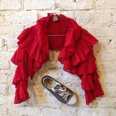 #red #shoes #d&g #sportsshoes #whitebrick #closetcircuit