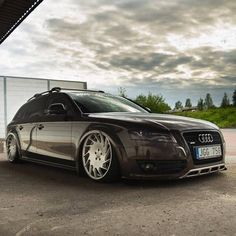 Audi All-Road - Vossen VLE-1