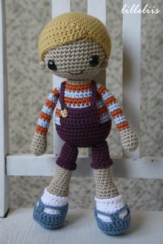 Taaniel the second boy doll