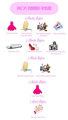 Helpful tips to ensure you have the perfect prom!