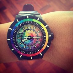 #Swatch CHROMATIC WATER swat.ch/1p6KqQI