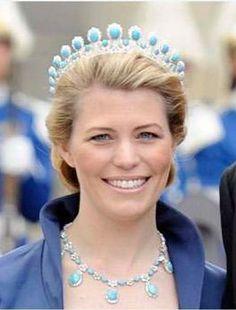 Her Highness Princess Kelly, The Hereditary Princess of Saxe-Coburg und Gotha
