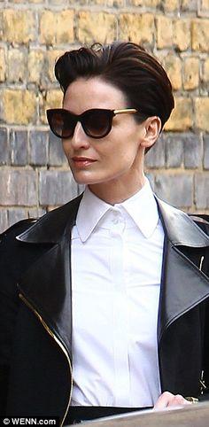 erin o'conner paris fashion week 2013