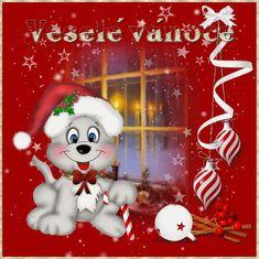 Vánoční přání Christmas Ornaments, Holiday Decor, Cards, Home Decor, Decoration Home, Room Decor, Christmas Jewelry, Maps, Christmas Decorations