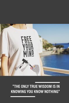 Premium quality unisex t-shirt for the free-thinkers. Comfortable & stylish.  Do you want to improve your life? If you are stuck in old ways, old habits, old beliefs, your life can't change. Free your mind, to get a new perspective, learn a new & better habit, a better lifestyle. Then things can start to change.  #sustainablefashion #ethicalclothing #ethicalfashion #earthfriendly #premiumquality #unisex #tshirtdesign #tshirtforwomen #tshirtformen #quotestoliveby