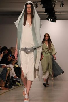 unpolished sapphire: Royal College of Art - MA Graduation Show 2013 Womenswear Ana Corina Del Pinal Saenz