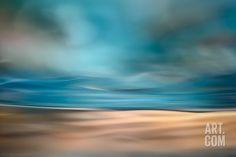 The Beach Photographic Print by Ursula Abresch at Art.com