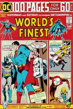 World's Finest Comics comic books shown are in stock. Description from newkadia.com. I searched for this on bing.com/images