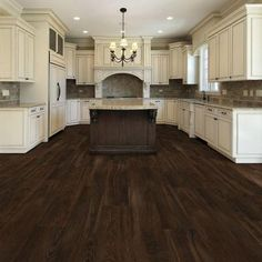 TrafficMASTER Allure Ultra Wide 8.7 in. x 47.6 in. Southern Hickory Resilient Vinyl Plank Flooring with SimpleFit End Joint (20.06 sq. ft. / case)-100219S at The Home Depot