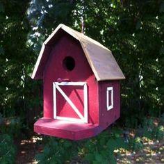 Wilderness Series WSBH105 Barn for Lease Bird House