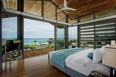 Villa Aqua @ Sava Estate in Phang Nga, Thailand - what a view to wake up to.