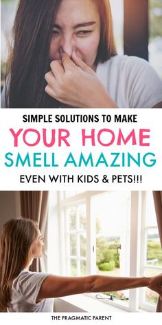 10 natural ways to make your house smell amazing, and hide those funky odors that can come with kids and pets. How to make your house smell amazing! Deep Cleaning Tips, House Cleaning Tips, Diy Cleaning Products, Cleaning Hacks, Cleaning Supplies, Clean Baking Pans, Cleaning Painted Walls, Preparing For Baby, Before Baby