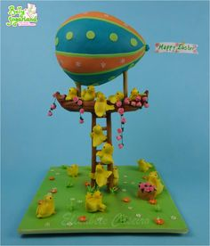 Happy Easter! by Bety'Sugarland by Elisabete Caseiro