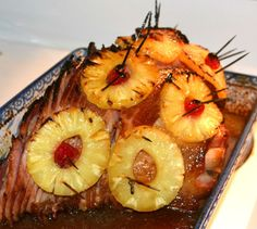 mrs happy homemaker honey baked ham get a spiral ham find this pin and more on traditional puerto rican christmas