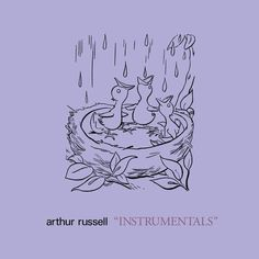 """Remastered double LP with 12 page booklet including liner notes by Tim Lawrence, Ernie Brooks and Arthur Russell. Track list: """"Instrumentals"""" Vol. 1, """"Instrumen"""