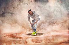 Kendrick Lamar stars in new Reebok campaign | Кендрик Ламар разработал для Reebok коллекцию кроссовок и снялся в их рекламе