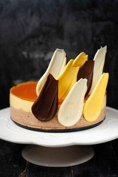 Mousse, Panna Cotta, Cheesecake, Ethnic Recipes, Food, Dulce De Leche, Cheese Cakes, Eten, Moose