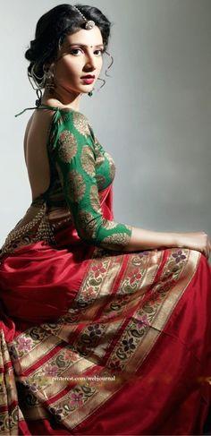 Benarasi silk