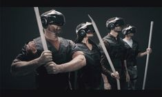 1ca3500b788 The Void wants to offer fully immersive virtual reality games – Ken  Bretschneider dreams of a virtual reality experience that will have you  literally ...