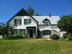 Anne of Green Gables house, in Cavendish PEI