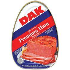 Dak Canned Ham, 16 oz