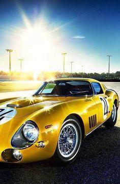 Read More About Ferrari 250 GTO...