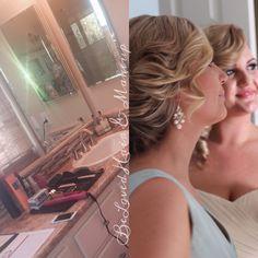 Bridal hair Bridal Makeup  Instagram Lizbeth_belovedmua  www.belovedhairandmakeup.com