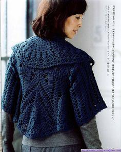 Pasen y vean….otro modelito circular!!!!   Mi Rincon de Crochet