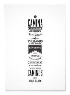 Beautiful Typography Postcard Designs