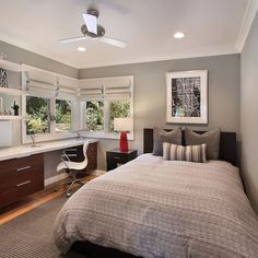 Teen Boy Bedroom Design, Pictures, Remodel, Decor and Ideas - page 3