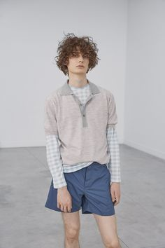 See the complete Orley Spring 2017 Menswear collection.