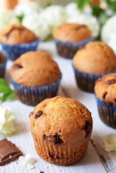 The best muffin recipe- Najlepszy przepis na muffinki The best muffin recipe - Best Muffin Recipe, Muffin Recipes, Cake Recipes, Dessert Recipes, Desserts, Vegan Sweets, Healthy Sweets, Peach Muffins, Scottish Recipes