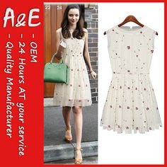 korean one piece dress  1,MOQ :200pcs for 1design  2,Customized Material  3,Fast Massproduction  4,Superb sewing