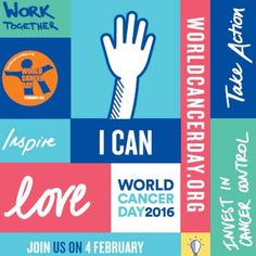 Yesterday 4/2/2016 was World Cancer Day. I want to honor all the cancer fighters cause I understand what they are going through. Also I want to honor the taken and celebrate the. Survivors! Keep fighting you are not alone in this fight. I want to tell that not only the adults get cancer. Million of kids diagnose every year. No one should fight for his life and specially the kids in their more tender age. #GOGOLD every month every day every year. Not only pink ribbon exists. Do something BE…