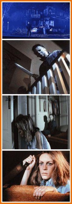 Horror Movies - John Carpenter's Halloween