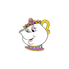 Mrs. Potts ❤ liked on Polyvore featuring characters