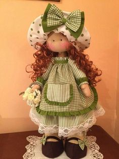 1 million+ Stunning Free Images to Use Anywhere Handmade Toys, Handmade Crafts, Diy And Crafts, Doll Toys, Baby Dolls, Diy Y Manualidades, Fabric Toys, Sewing Dolls, Soft Dolls