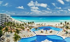 Grand Oasis Sens, Cancun, Mexico... All-inclusive adults only resort.