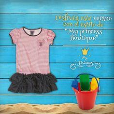 No te quedes sin tu look My Princess !! Ven a conocer nuestra colección de verano www.myprincess.cl