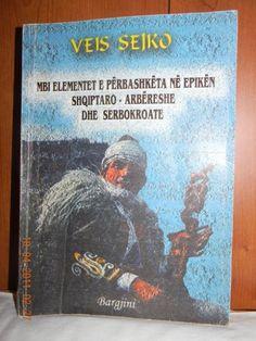 La copertina del libro di Veis Sejko