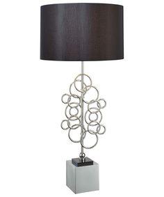 Kovacs P400-2 Ringlets 34 Inch Table Lamp | Capitol Lighting 1-800lighting.com $90.00