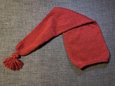 Knitting For Kids, Baby Knitting Patterns, Scrunchies, Christmas Stockings, Knit Crochet, Free Pattern, Creative, Crafts, Diy