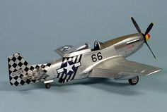 North American P-51K Mustang by Randy Lutz (Tamiya 1/48)