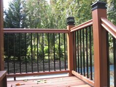 Deck and Porch Railing Styles and Options | Quality Custom Decks, Lancaster PA