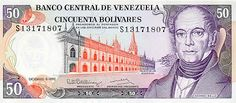 Currency- The currency of Venezuela is the bolívar. 1 bolívar is equal to 0.16 US dollars.