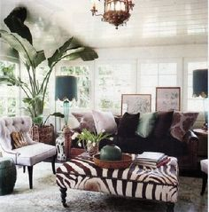 Home Interior Decoration exotic & fabulous Browse the domino galleries for more inspiration.Home Interior Decoration exotic & fabulous Browse the domino galleries for more inspiration Room Decor, Interior Design, House Interior, Furniture, Home, Interior, British Colonial Decor, Home Decor, Room