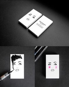 15 Trendy makeup artist business cards creative design The post 15 Trendy makeup artist business cards creative design appeared first on Woman Casual - Makeup Recipes Salon Business Cards, Hairstylist Business Cards, Makeup Artist Business Cards, Unique Business Cards, Creative Business, Business Card Maker, Business Card Logo, Business Card Design, Makeup Artist Logo
